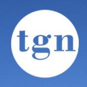 The Green Nursery logo